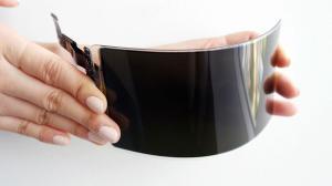 Samsung cria tela OLED inquebrável 13