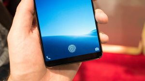 vivo in display fingerprint sensor 2 - Samsung Galaxy S10: nova patente revela como será o sensor ultrassônico