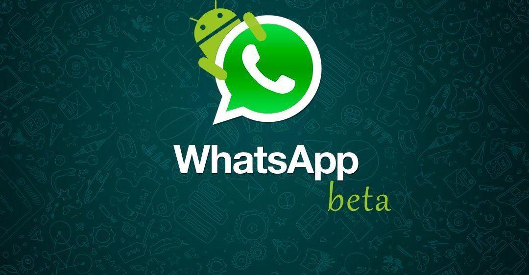 whatsapp beta android smt - WhatsApp Beta já começa a testar a função com adesivos