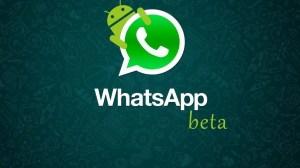 WhatsApp Beta já começa a testar a função com adesivos 6