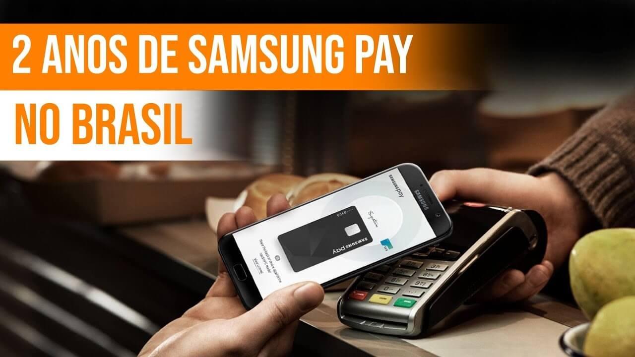 2018 08 21 12 55 41 - 2 anos de Samsung Pay no Brasil: o que mudou (Especial)