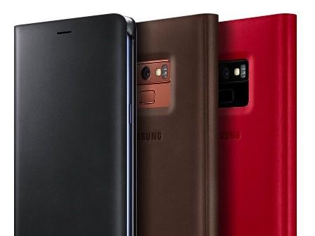 352422 - Samsung lança portfólio de acessórios para o Galaxy Note9 no Brasil