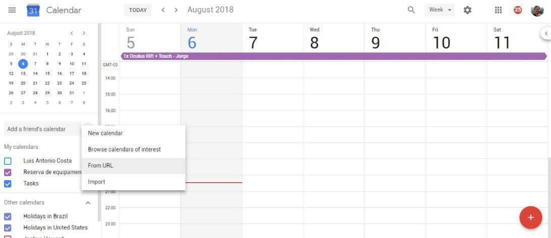 Aprenda a sincronizar eventos do Facebook com o Google Calendar 11