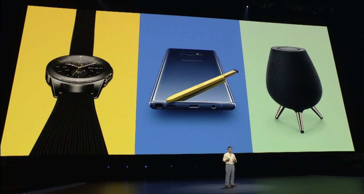 9b430f01 cd71 4758 a155 b0ba265f2b53 - Samsung lança Galaxy Home, caixa de som com assistente virtual Bixby