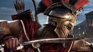 ACOdyssey PC Wallpaper Spartan 1920x1080 - [Gamescom 2018] Ubisoft lança novo trailer de Assassin's Creed Odyssey