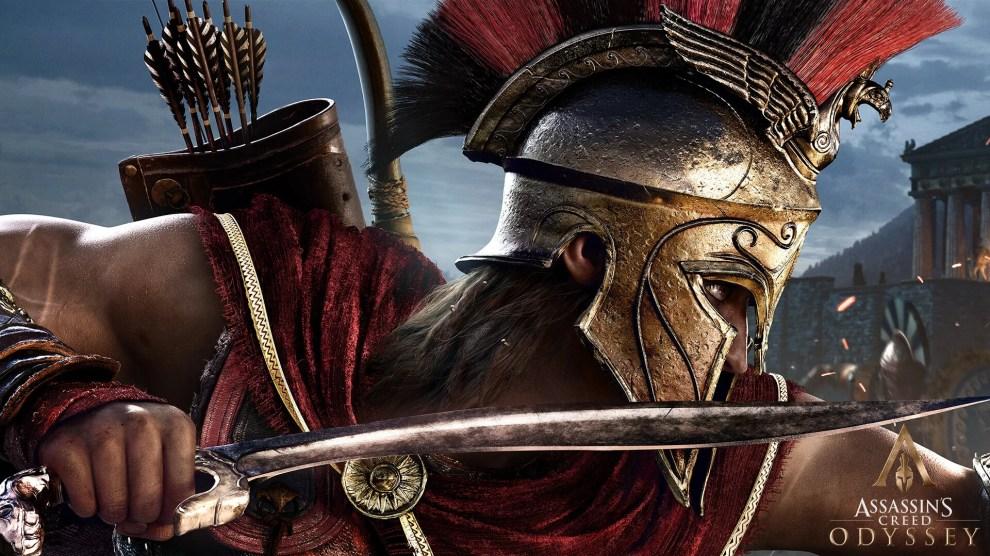 [Gamescom 2018] Ubisoft lança novo trailer de Assassin's Creed Odyssey 3