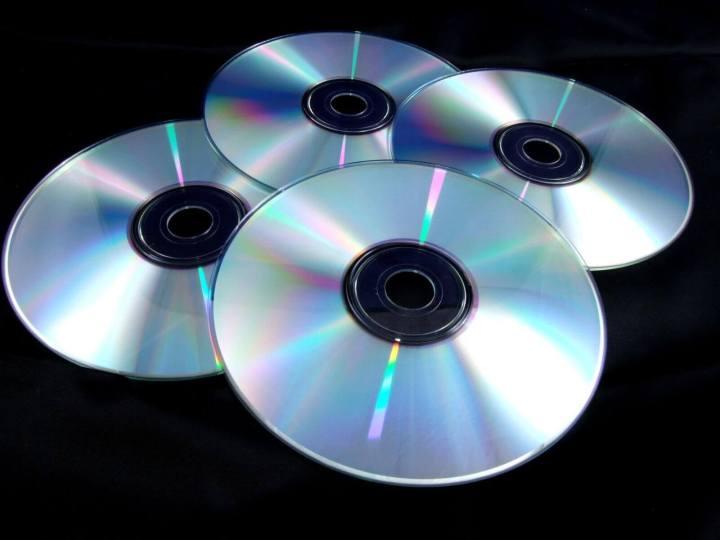 CDs representam apenas 30% do mercado global da música