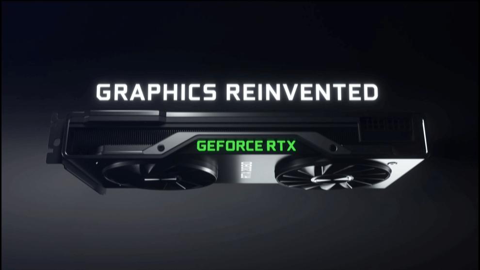 NVIDIA anuncia o lançamento das GeForce RTX 2070, 2080 e 2080Ti 5