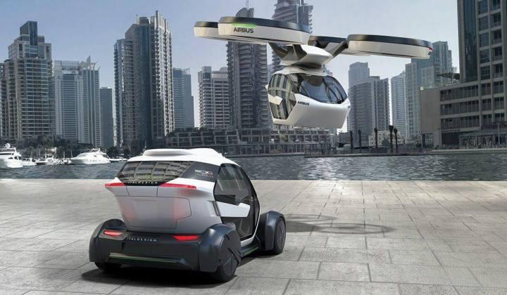 Automóveis voadores um dos principais objetivos do Japão.