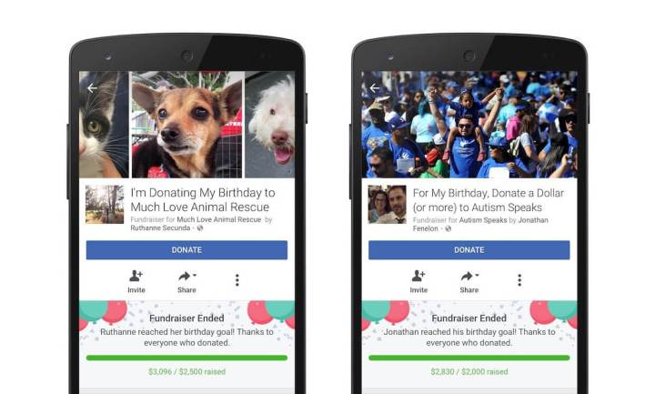 Facebook2 720x433 - Facebook angaria mais de 300 milhões de dólares em campanhas de aniversário