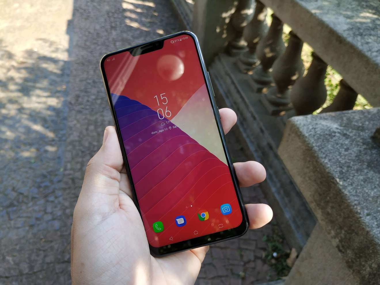 IMG 20180101 085158 - Review: Zenfone 5, o smartphone mais ambicioso já lançado pela Asus