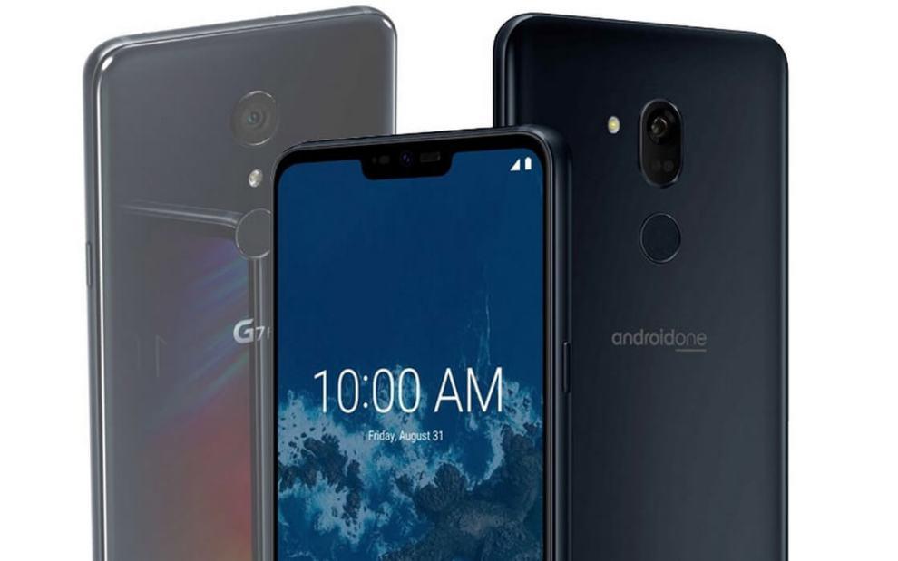 LGG7OneFit - LG lança G7 One, seu primeiro smartphone com experiência Android One