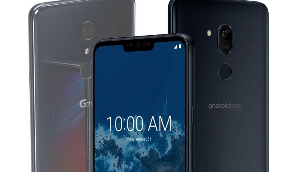 LG lança G7 One, seu primeiro smartphone com experiência Android One 6