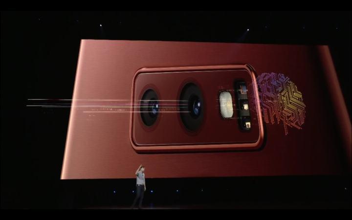 Snapdragon 845 no Samsung Galaxy Note 9
