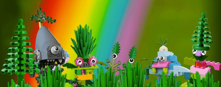 """Lego """"verde"""" é feito de cana de açúcar 7"""