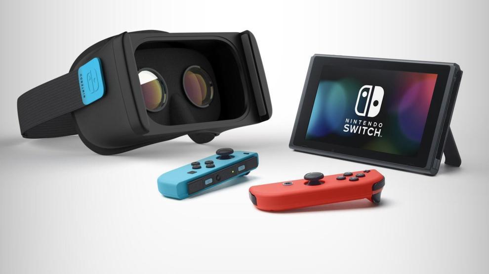 Estaria a realidade virtual mais próxima do que imaginamos no Nintendo Switch?