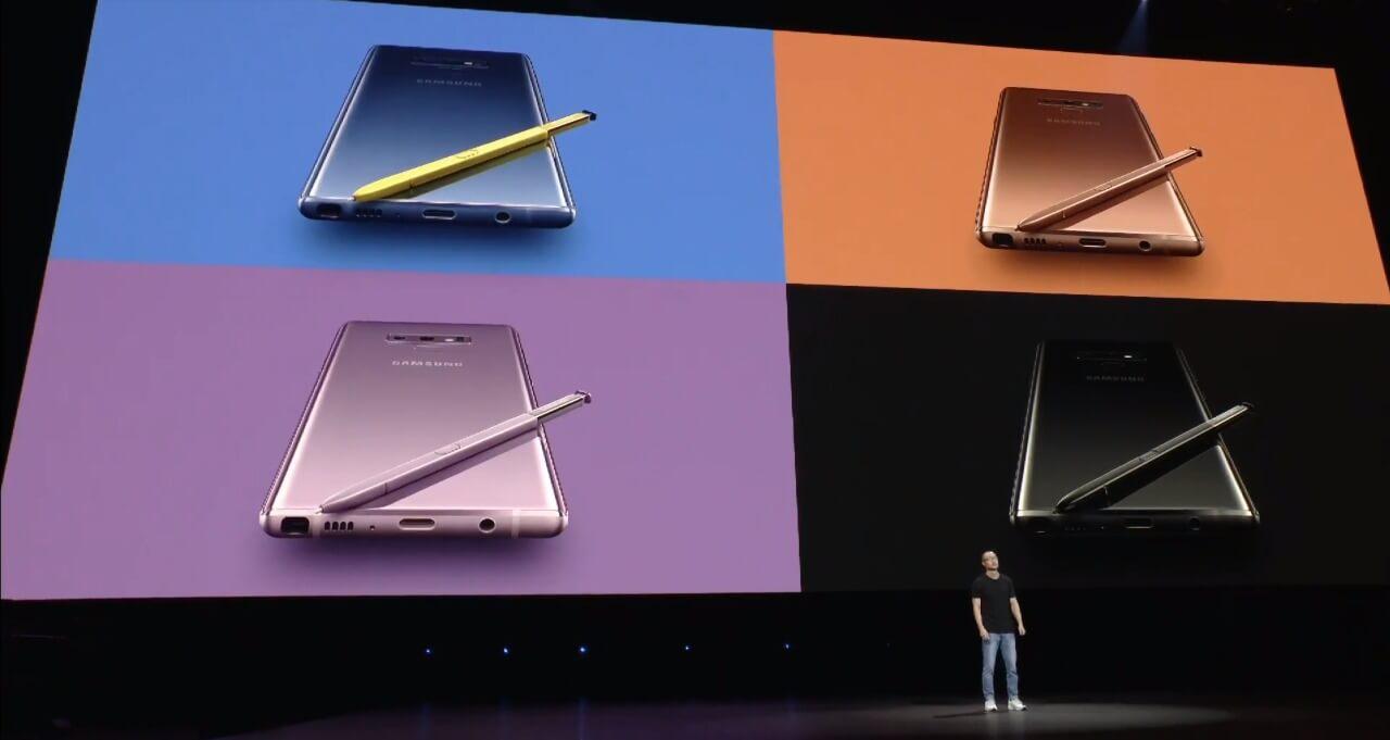 a89b6294 68bc 4324 b087 da2e000c6bc2 - Samsung lança Galaxy Note 9 em evento global; saiba tudo sobre ele
