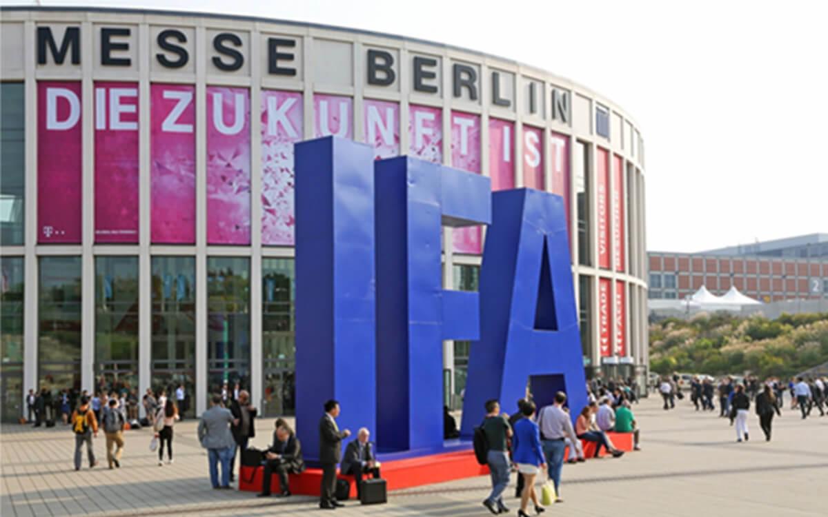 ifa 6 - IFA 2018: Confira o que aconteceu na feira de tecnologia até agora