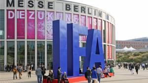 Imagem da entrada da IFA 2018