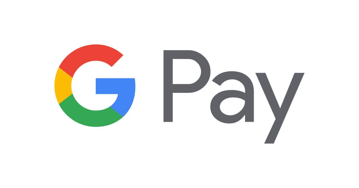 Imagem com a logomarca do Google Pay