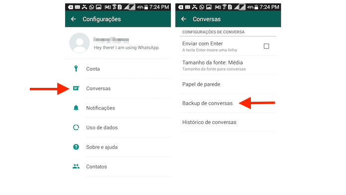 passo 220 - Backup do WhatsApp será ilimitado e não tomará mais espaço no Google Drive