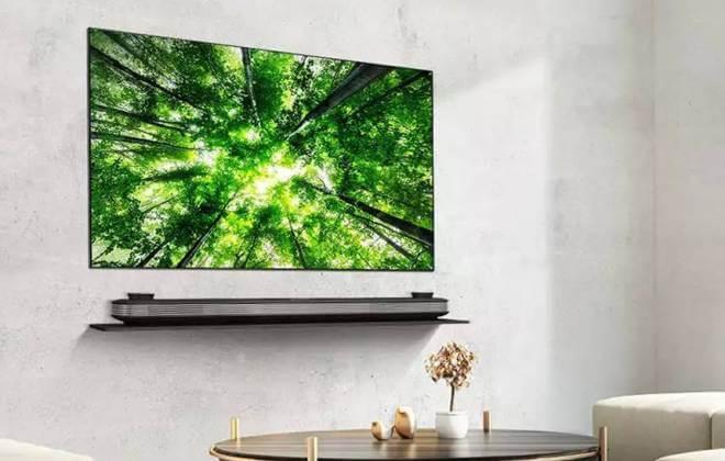 TV LG OLED W8