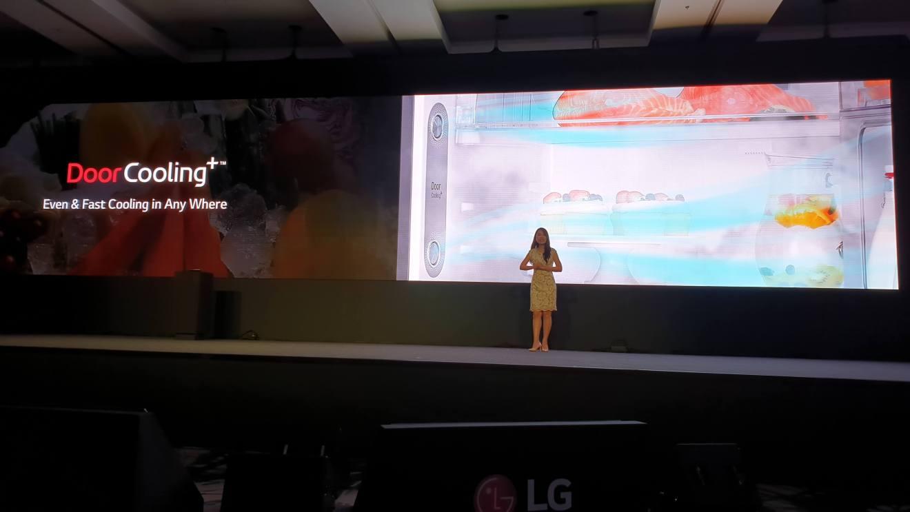 20180918 111628 - InnoFest Latin America 2018: confira os novos Refrigeradores e Ar-condicionados da LG