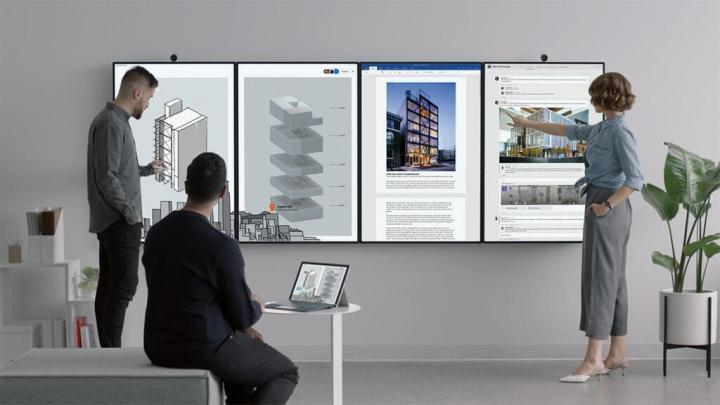 Surface Hub 2: tela inteligente da Microsoft receberá mais novidades 4