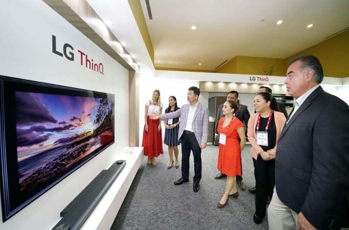 9 - InnoFest Latin America 2018: Confira as TVs OLED e Super UHD da LG