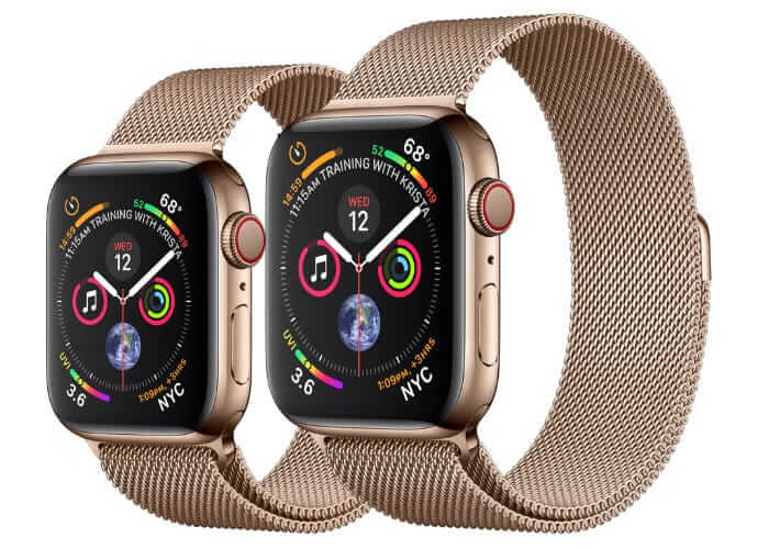 Apple Watch 4 1 - Apple Watch 4: o que dizem os reviews internacionais