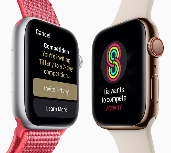 Saúde e Fitness são prioridades do Apple Watch