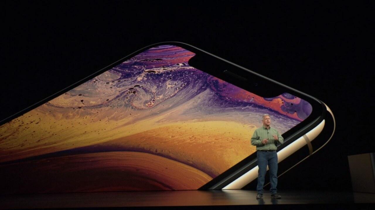 Apple iPhone Xs iPhone Xs Max 5 1 - Tela do iPhone XS Max é eleita a melhor de todos os tempos