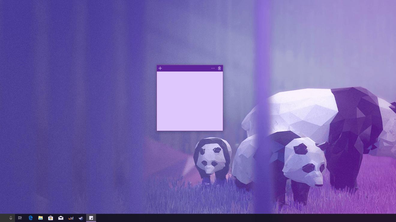 Sticky Notes 3.0 do Windows 10 é liberado a todos usuários