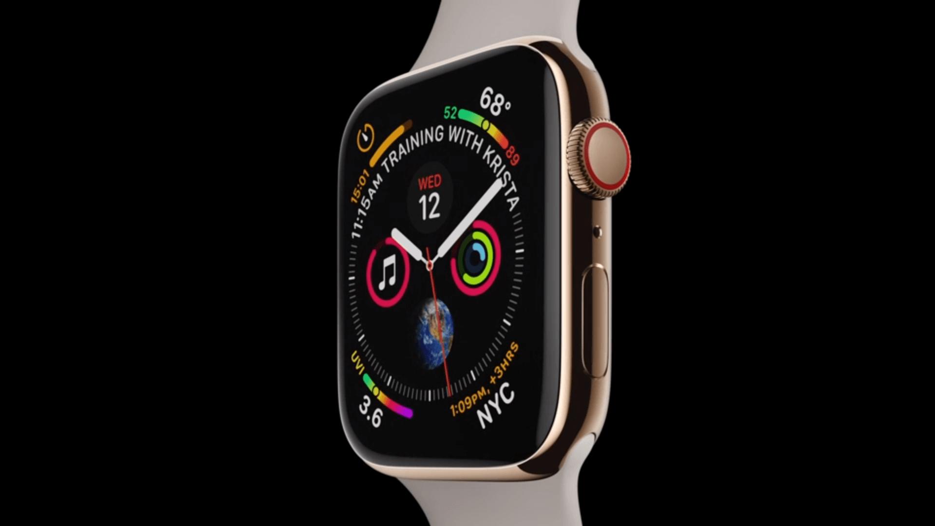Captura de Tela 249 - Apple Watch Series 4 é lançado com eletrocardiograma