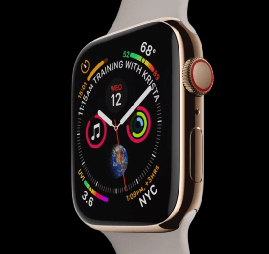 Captura de Tela 249 - Apple Watch Series 4 é lançado com eletrocardiograma
