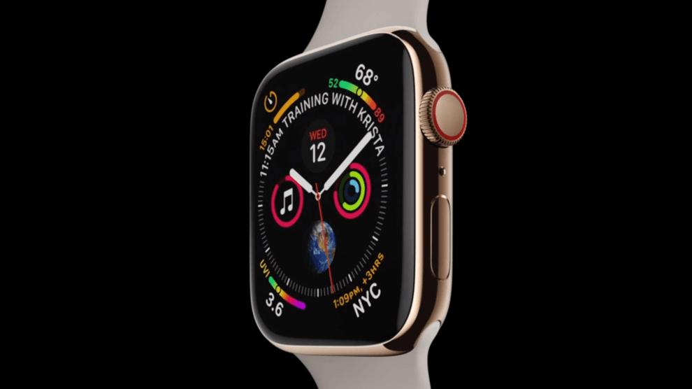 Apple Watch Series 4 é lançado com eletrocardiograma 6