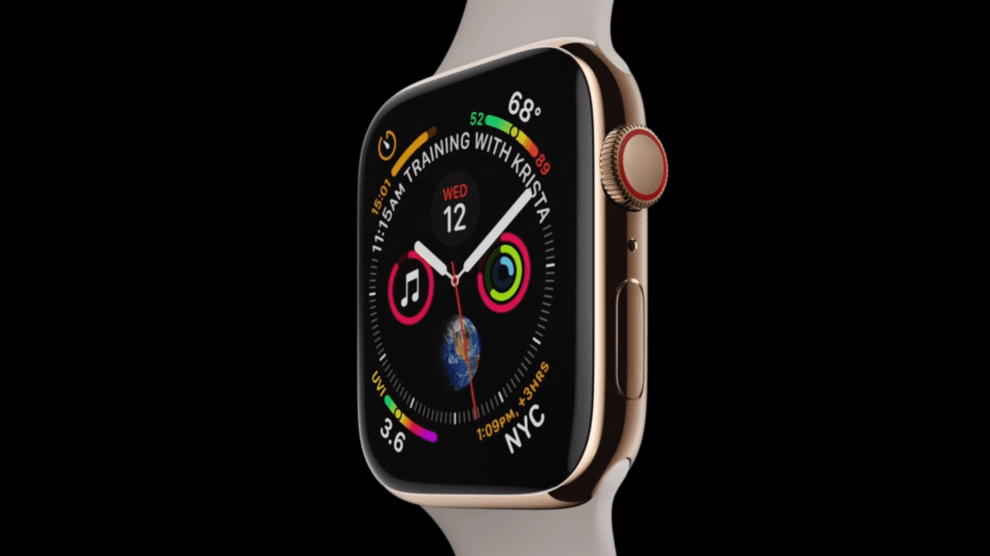 Apple Watch Series 4 é lançado com eletrocardiograma 3