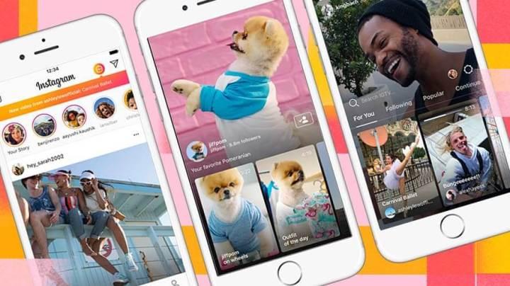 IGTV 720x404 - O Instagram está investindo em novo aplicativo para compras?