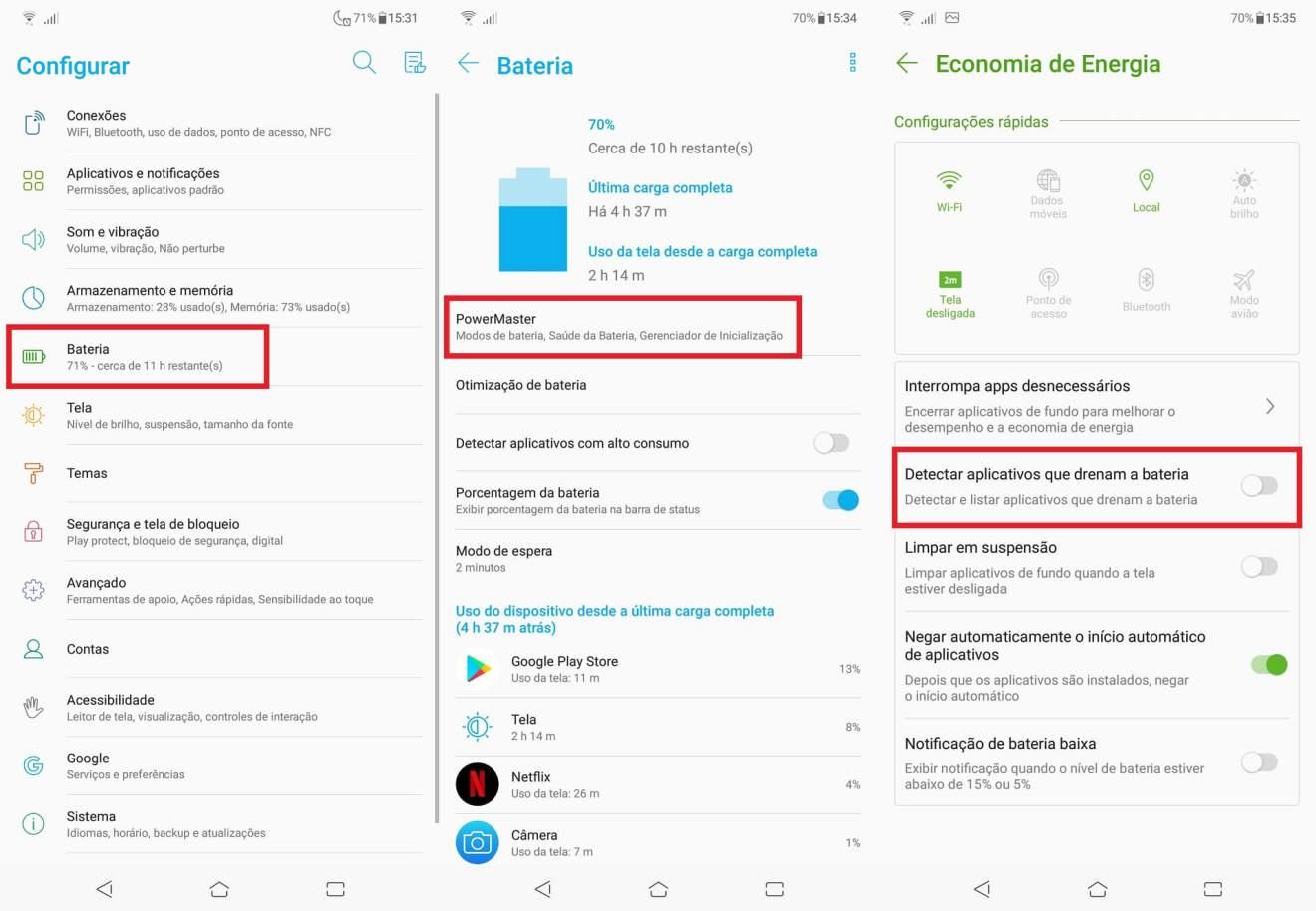 IMG 8 - Descubra 23 dicas e truques para os Asus Zenfone 5 e Zenfone 5Z