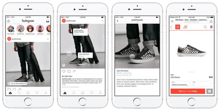 Instagram2 1 720x361 - O Instagram está investindo em novo aplicativo para compras?