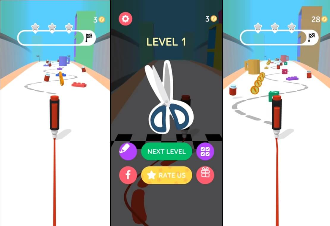 abc 1 - Games para Android: confira 10 novos jogos grátis da Play Store