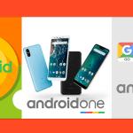 android one oreo go pie 1 - Android Pie, One e Go: as diferenças entre as várias versões do Android