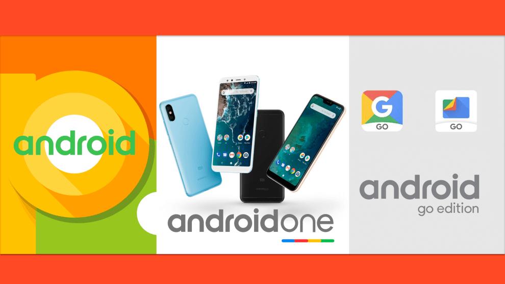 Android Pie, One e Go: as diferenças entre as várias versões do Android 3