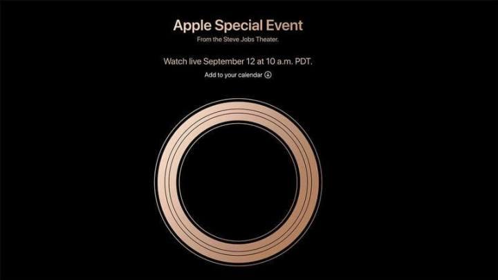Evento da Apple acontecerá no dia 12 de setembro