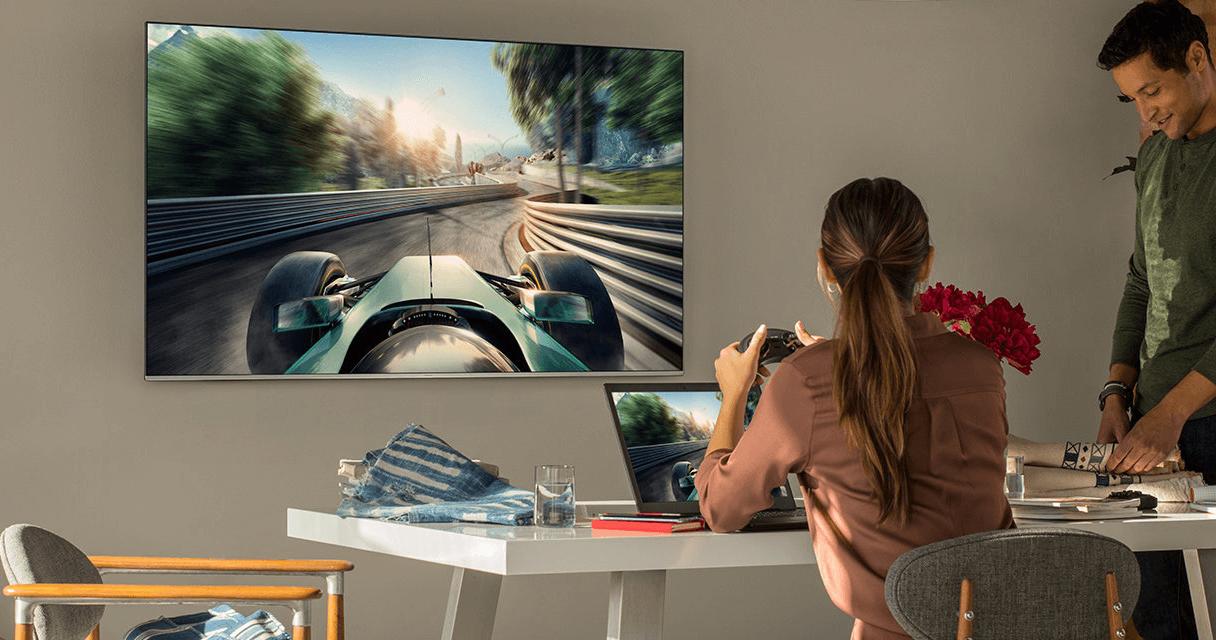 Entenda quais são as vantagens que a TV QLED traz para os gamers 3