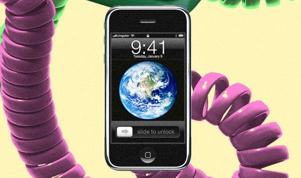 Conheça alguns dos mais icônicos designs de celulares já inventados 4
