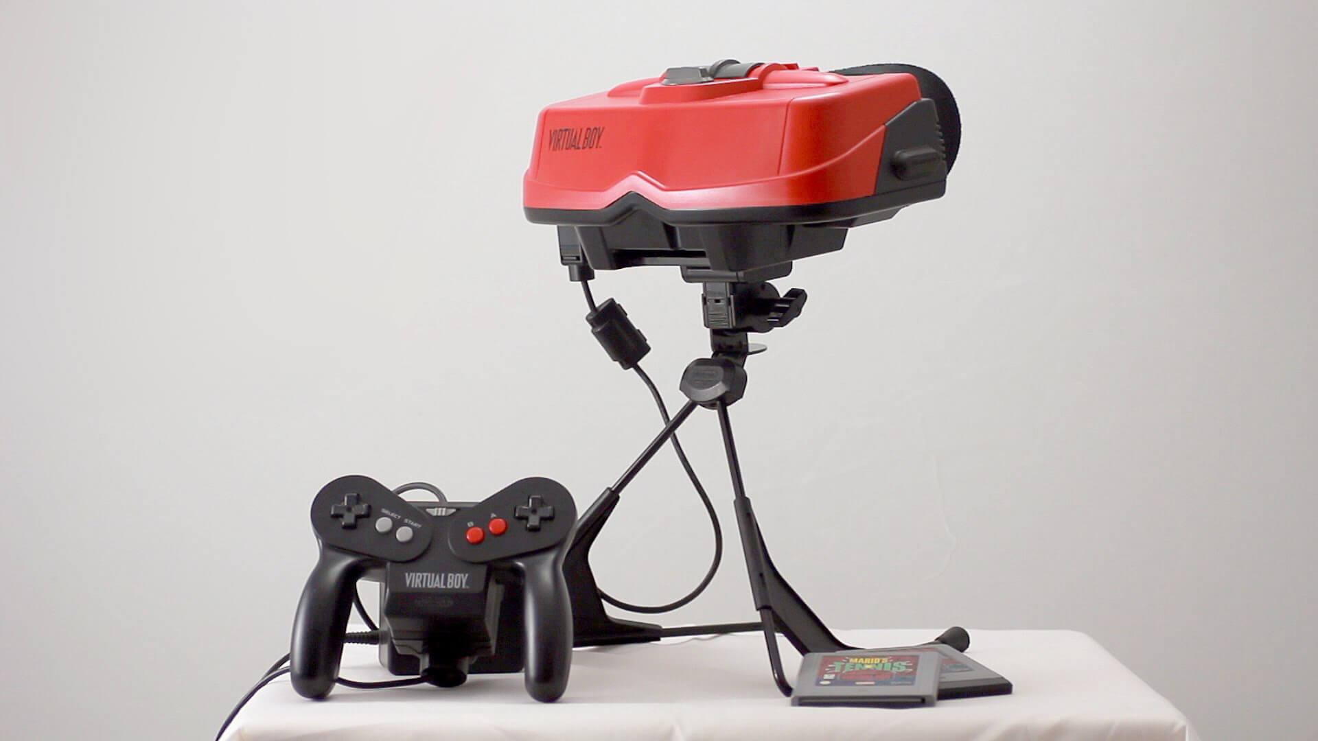 maxresdefault 4 - Retrô Review: Virtual Boy e a antecipação da realidade virtual