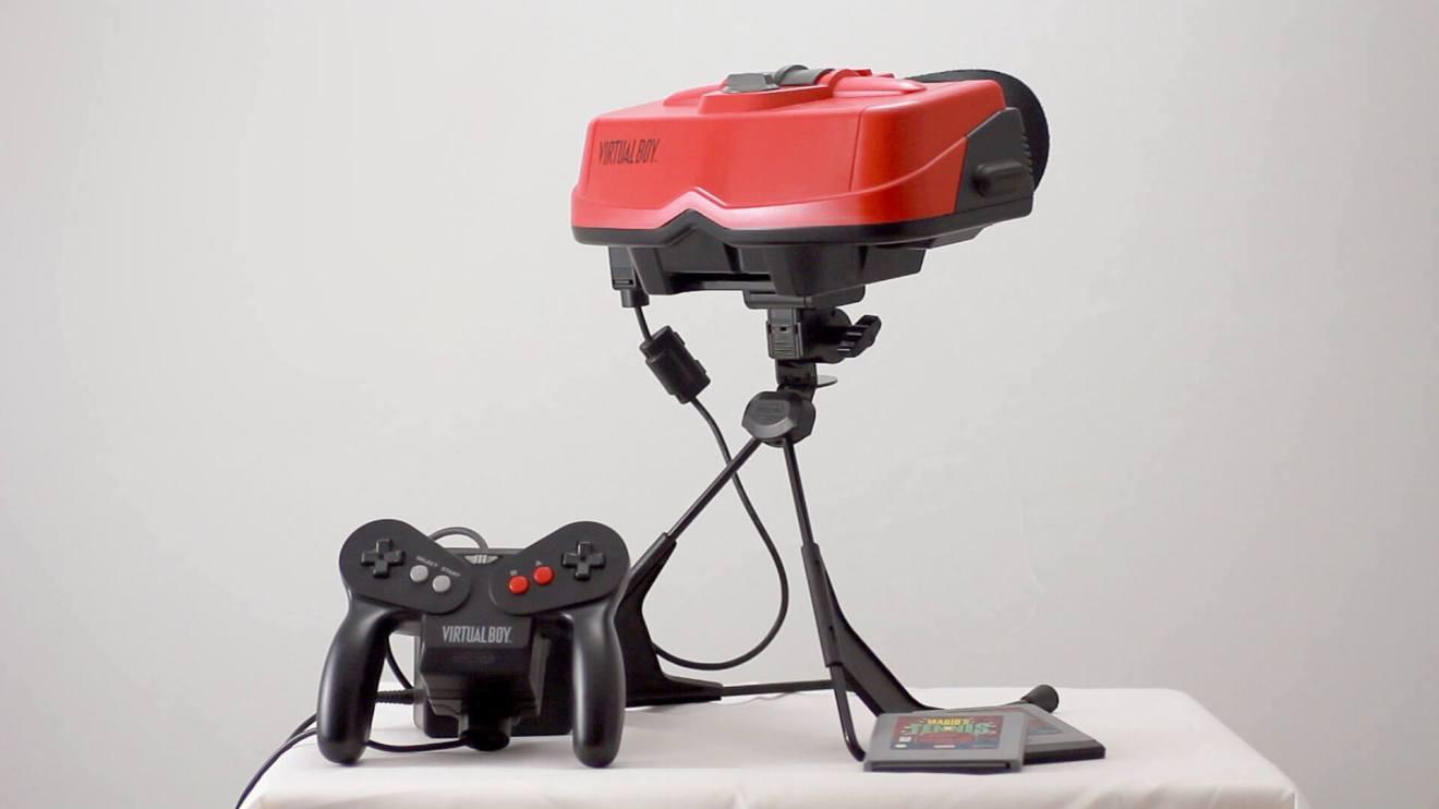 Review retrô: Virtual Boy
