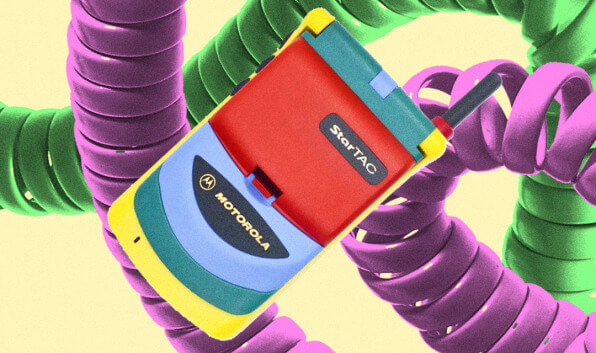 Conheça alguns dos mais icônicos designs de celulares já inventados 9