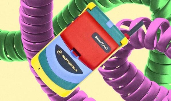 Conheça alguns dos mais icônicos designs de celulares já inventados 10
